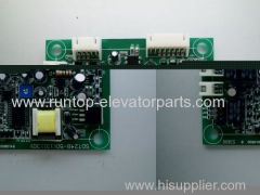 Schindle elevator parts PCB SDT24B-50(131130)