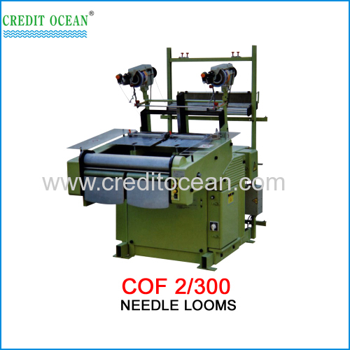 Credit Ocean High Speed Shuttleless Lace Needle Looms