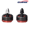 2205 2300KV CW and CCW Multi-rotor Brushless Motor For Remote Control QuadCopte