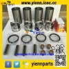 ISUZU 4LE2 Diesel Engine Overhual repair Parts for John deere 50C-ZTS excavator 4LE2 diesel engine repair parts