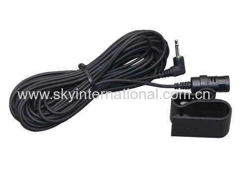 Microphone For Pioneer Kenwood Clarion 2.5mm Plug