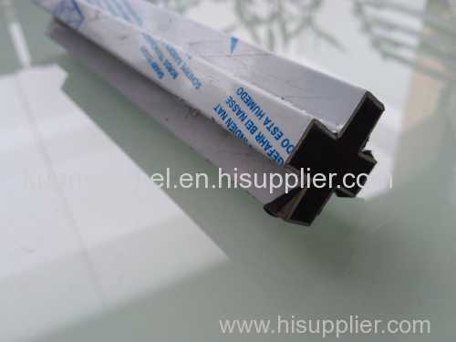 Hollow special shape stainless steel tube with inside polish
