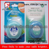 Oral hygiene Wax and Mint Dental Floss with customized Logo 50meters dental floss FDA Certificate