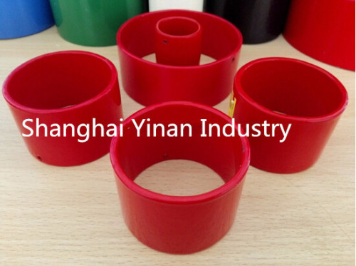 PE Coated Steel Plastic Composite Pipe / Polyethylene-lined Steel Plastic Composite Pipe
