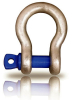 Screw pin anchor shackle with CE approved