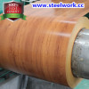 New Product Wooden Grain Pattern Steel Coil/Sheet