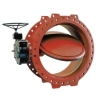 Center Line-type Butterfly Valve