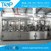 Full automatic high speed rotary bottle pure water washing filling capping and packaging machine