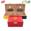 Luxury Lacquer Wooden Cigar Box Cigar