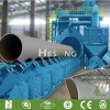 China Surface Cleaning Equipment Steel Pipe Shot Blasting Machine