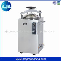 Digital Display Type Hand Wheel Autoclave Sterilizer