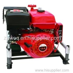 Portable fire fighting water pump with Lifan engine