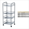 multi-layer stainless steel shelf