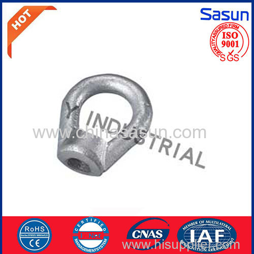 eye nut for electric power fittings