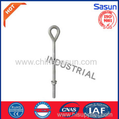 Eye Bolt for electric power fittings
