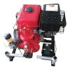 Portable Fire Fighting Water Pump with Lifan gasoline engine