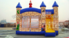 Inflatable Magic Bounce Castle