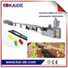drip lateral pipe extruder machine supplier China KAIDE