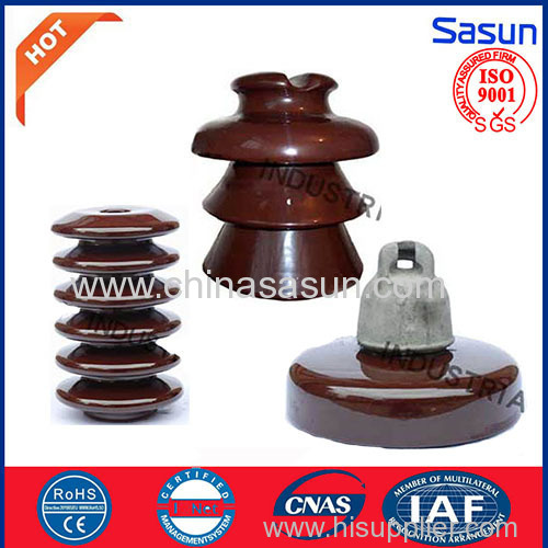 Porcelain insulator Porcelain bushing