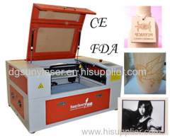 Hot Selling Desktop Mini Laser Engraving Machine with CE FDA