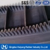 Anti-Abrasion Rubber Corrugated Sidewall Conveyor Belt Factory Sale
