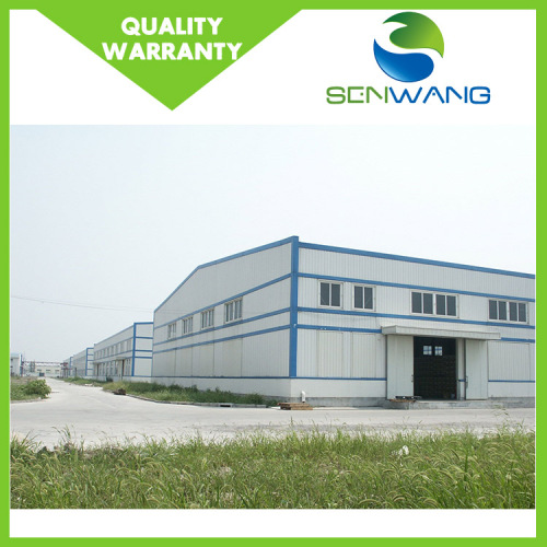 High beam steel structure warehouse price  in china