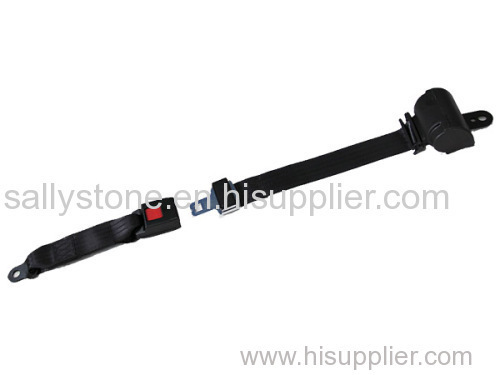 Retractable 2 Points Seat Belt from china manufacture