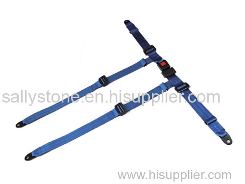 Piggyback 4 Points Seat Belt From china Manufacture