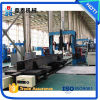 Heavy duty industry h beam assembly machine/ equipped with auto spot welding