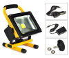 30W Rechargeable Portable High Power LED Floodlight Outdoor Garden Work Lamp