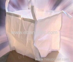 Jumbo bag for packing Kaolin