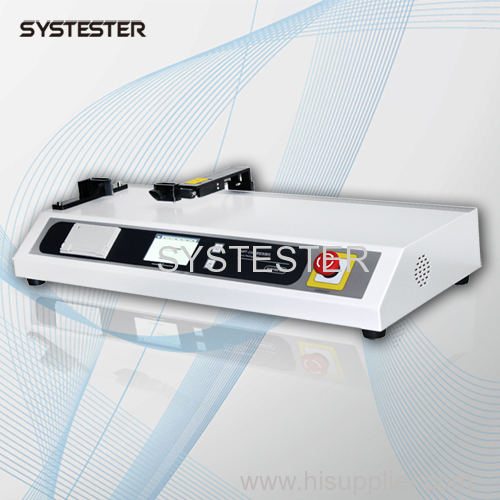 ASTM D3330 standard micro peeling force and strength tester of food or medical packaging