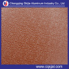 color cated or not coated stucco embossed aluminum sheet coil