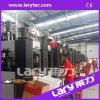 CE certificated LARY rubber shoe sole injection molding machine high technology shoe making machine
