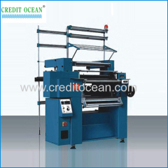 High speed crochet lace making machine