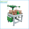 High speed round rope braiding machine