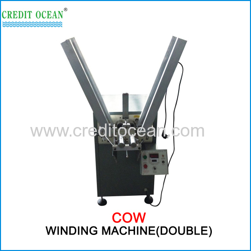 High speed flat cord braiding machine