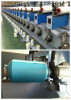 Precision bobbin winding machine for thread winding
