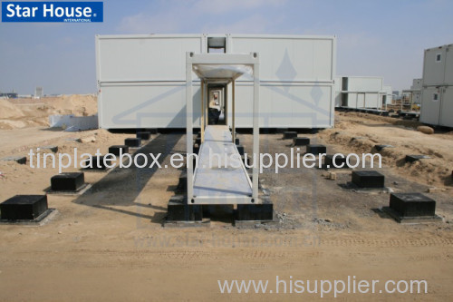 10ft container house with CE CSA BV AS certificate