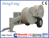 10 Ton Overhead Transmission Line Hydraulic Tensioner for Two Conductors Stringing
