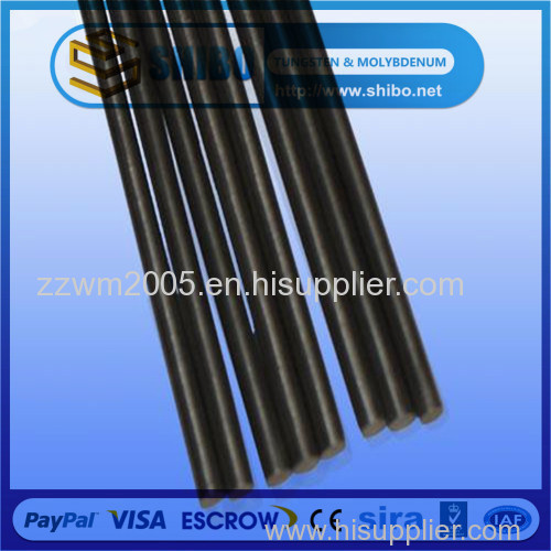 top quality TZM molybdenum rod/TZM bar