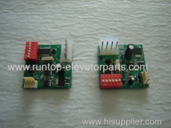 OTIS elevator parts small PCB RS11