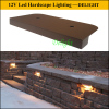 Outdoor garden hardscape lighting low voltage hardscape light led deck step light led stair light