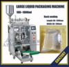 large liquid packing machine