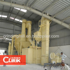 Hot Selling Calcite Powder Grinding Machine microfine powder mill with Good Performance