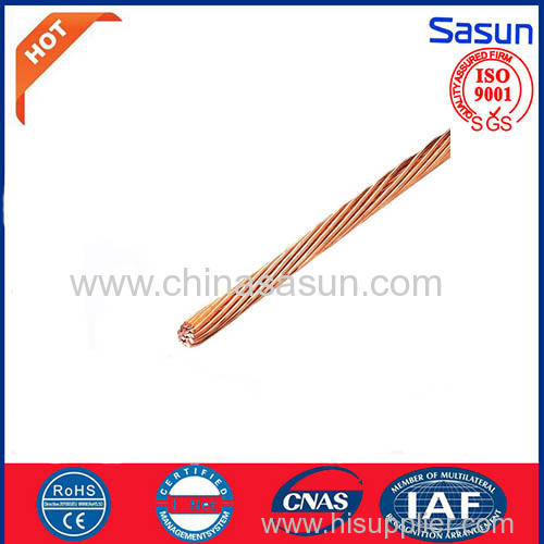 Copper Bonded Grounding Rods
