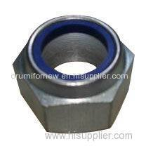 DIN 934 Carbon Steel Hex Flange Nut