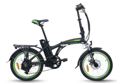 Electric bike folding type new model
