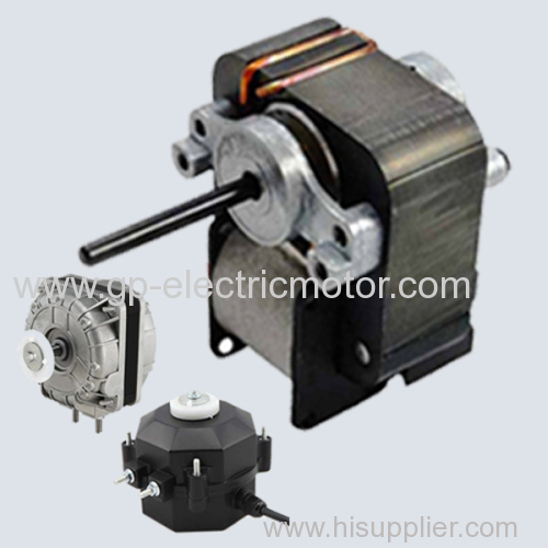 Electric AC Unit Bearing Shaded Pole Motor For Heater Oven Refrigerator Range Hood Nebulizer Pump Cross Flow Fan