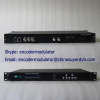 DVB-T Modulators Headend QAM Modulators DVB-C RF Modulators IPTV CATV IP Modulators RF Modulators CS-401-4